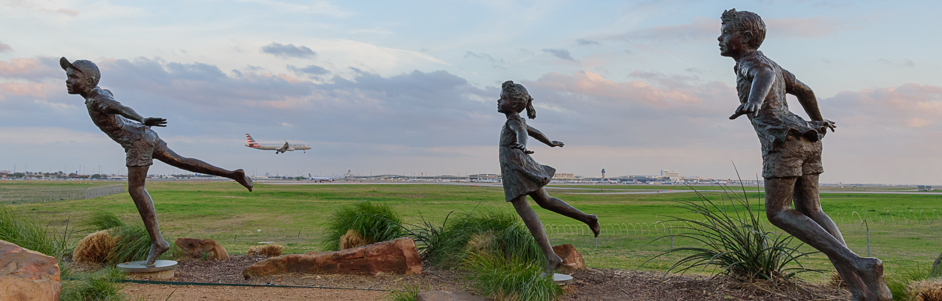 Soaring Founders Park, DFW Airport, Grapevine Texas, Grapevine financial planning, Grapevine wealth management, Grapevine investment management, better investment experience